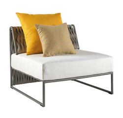 Bungalow Rose Pascarella Lounge Chair With Cushion
