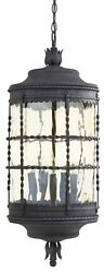 Gracie Oaks Calem 5-Light Outdoor Hanging Lantern
