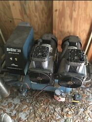 Dental Compressor Air Techniques Allstar 30. 10 years old. Used only once a week $2000.00