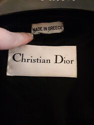 Luxurious Christian Dior ladies full length mink coat pre-owned-appraised $5000