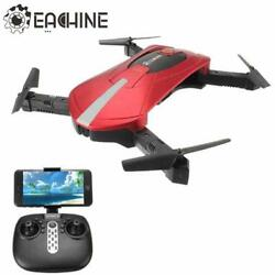 High Quality Eachine E52 RC Selfie Drone With Foldable Arm 4CH 2.4G 0.3MP Camera $124.00
