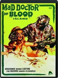 Mad Doctor of Blood Island [New DVD] $16.98