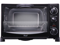 New Toaster Oven Broil 6-Slice 12