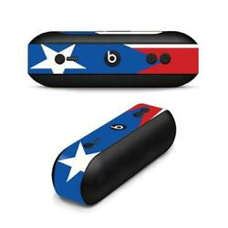 MightySkins Skin Decal Wrap for Beats Pill Plus Sticker-Puerto Rican Flg