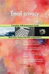 Email Privacy Complete Self-Assessment Guide by Gerardus Blokdyk Paperback Book