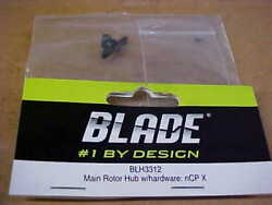 BLADE HELICOPTER PART BLH3312 = MAIN ROTOR HUB W HARDWARE : nCP X NEW $6.00