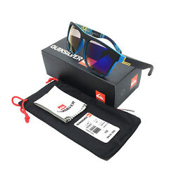 HOT With Box QuikSilver 17 Colors Stylish Men Women Outdoor Sunglasses UV400 $7.99