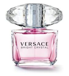 VERSACE BRIGHT CRYSTAL Perfume 3.0 oz women edt NEW tester with cap $36.05