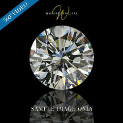 7.01 Carat Round Cut Loose Diamond GIA Certified EVS1 + Free Ring (6301735475)