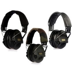 MSA Sordin Supreme Pro X Hearing Protection Acoustic Earmuffs Hunt Military $271.36