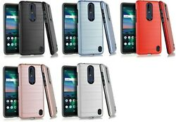For Nokia 3.1 Plus TA 1124 HMD 3.1 Plus Lining Case Cover Tempered Glass $8.53