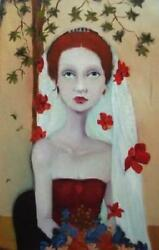 Cassandra Christensen-Barney She wanted Fame Fortune and Flowers Too CVS Giclee