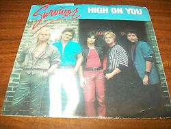 Survivor-High On You-It's The Singer Not The Song-7