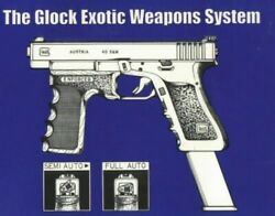 Glock Exotic Weapons System Paperback Book The Fast Free Shipping