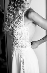 Handmade Wedding Dress (3 pieces)