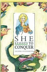 She Stoops to Conquer (New Longman Literature 11-14) By Oliver Goldsmith