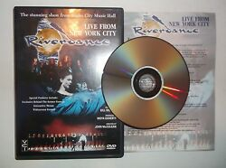 Riverdance - Live From New York City (DVD 1998 Closed Caption) Jean Butler