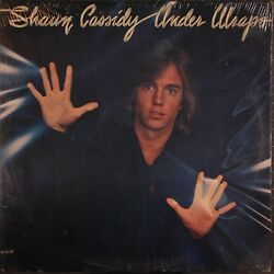 Shaun Cassidy Under Wraps LP Sealed Warner Bros BSK 3222