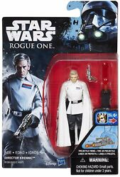 Star Wars: Rogue One DIRECTOR KRENNIC Hasbro 3.75 Inch Action Figure NEW $11.99