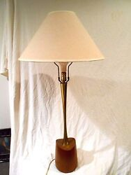 Danish Mid modern table Lamp Absolutely killer $349.99