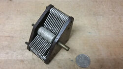 Nice 350pF R C Co. Variable Capacitor - Old 20s Vintage Ham Radio Tube Receiver