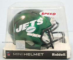 NEW YORK JETS (2019) Riddell Speed Mini Helmet