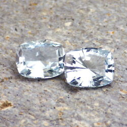 NATURAL TOPAZ-NAMIBIA 6.26Ct TW CLARITY SI2P1+FLAWLESS-GERMAN FACETING $74.00