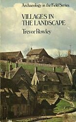 Villages in the Landscape by Rowley Trevor Paperback Book The Fast Free