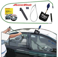 Access Tools Fast Access Car Opening Lock Out Tool Kit Set New Free Shipping USA $54.99