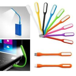 Mini Usb Led Light Flexible Bright Computer Lamp Notebook Laptop 6.5-Inch Reach