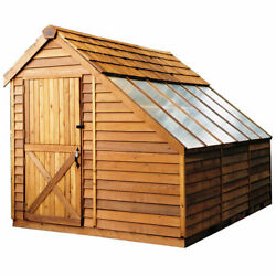 Cedarshed Sunhouse Wood Storage Shed