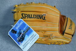 NWT SPALDING LEATHER COMPETITION SC15 13.5quot; RHT BASEBALL SOFTBALL GLOVE SAVE$70 $89.99