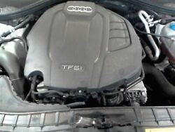 Engine 2.0L VIN F 5th Digit Turbo Engine ID Cynb Fits 16 AUDI A6 1540158