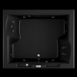 Jacuzzi® Fuzion Chroma LCD Right-Hand 72