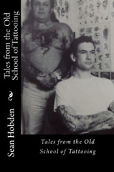 Hobden Sean-Tales From The Old School Of T BOOK NEW