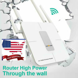 Wifi Router Extender Combo AC 5GHz Wireless Router for Internet Gaming 1200mbps