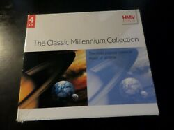 4 DISC CD ALBUM - THE CLASSIC MILLENNIUM COLLECTION - FOUR SEASONS  THE PLANETS