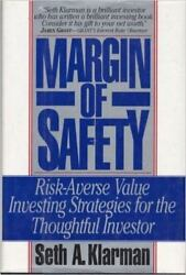 Margin of Safety Rare Paperback - Seth A. Klarman 1991 - Signed by Author