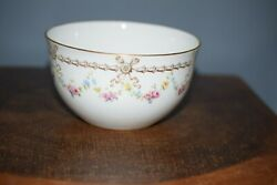 A FINE ANTIQUE ROYAL CROWN DERBY BOWL PATTERN NO. 4578 FOR MORTLOCK'S OXFORD ST