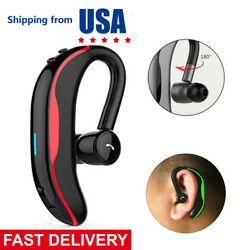 Noise Cancelling Bluetooth Headset Wireless Earpiece For Samsung S9+ A10 A20 A50