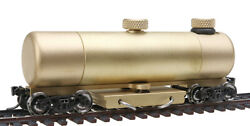 CMX HO Scale Clean Machine Track Cleaning Car Brass with Extra Pads $179.95