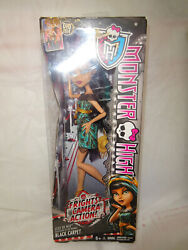 Monster High Fright Camera Action Cleo De Nile Daughter of Mummy Black Carpet