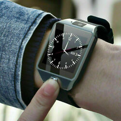 New Blue tooth Smart Watch amp; Phone with Camera For i Phone Samsung LG HTC Huawei $19.99