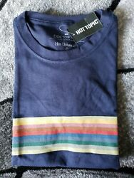 13th DOCTOR WHO Thirteenth T-shirt Official Her Universe Top Cosplay