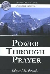 Power Through Prayer $12.29