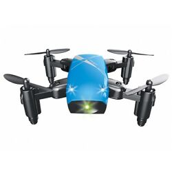 S9 Micro Foldable RC Quadcopter RTF 2.4GHz 4CH 6 axis Gyro Headless Mode $48.96