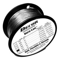 Decor Dura-Lon Vinyl Coated Stainless Steel Picture Wire