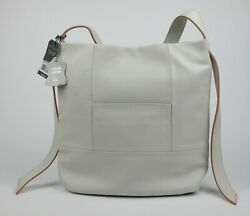 LIV. Olivia+Joy Womens The Why Not Collection Bag  Leather White Purse NWT $168