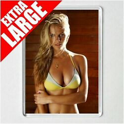 BROOKLYN DECKER Sports Illustrated Swimsuit  POSTER MAGNET