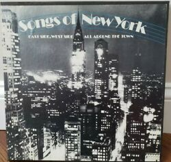 Songs of New York: East Side West Side All Around Town-Vinyl Box Set(complete)